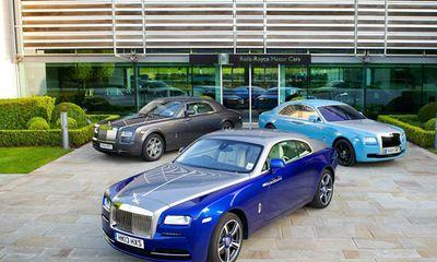 Hãng xe Rolls-Royce bước sang tuổi thứ 110