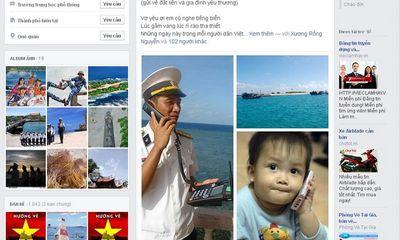 Thơ Tiếng biển của chàng lính đảo lay động cộng đồng mạng