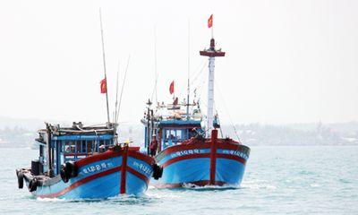 Ngư dân Quảng Ngãi can trường bám biển khẳng định chủ quyền