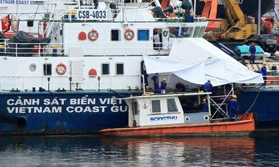 Tàu Trung Quốc tiếp tục va chạm với tàu Việt Nam