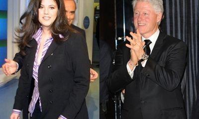 Cựu Tổng thống Bill Clinton sẽ công khai xin lỗi Lewinsky?