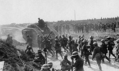 Điểm mặt các loại vũ khí trong Chiến tranh Thế giới thứ nhất