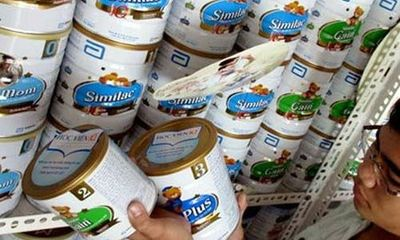 Vừa dứt thanh tra, Abbott lại xin tăng giá sữa