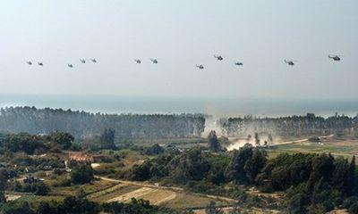 Cảnh giác trước tin động thái quân sự của TQ ở biên giới