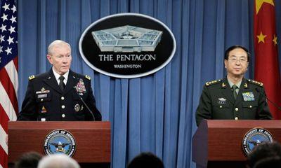 Giới quân sự Mỹ-Trung bất đồng vì Biển Đông