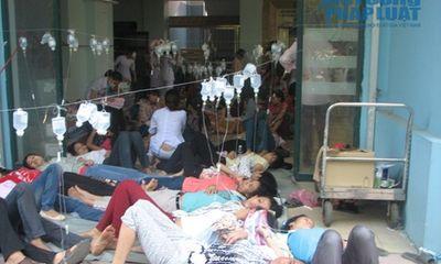 735 công nhân ngộ độc: Công ty Hong Fu chưa xác định được độc tố