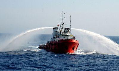 Trung Quốc tăng cường thêm tàu để bảo vệ giàn khoan