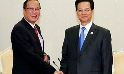 Việt Nam-Philippines hợp tác chống cường quyền ở Biển Đông