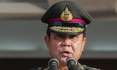 Quân đội Thái Lan tiến hành đảo chính