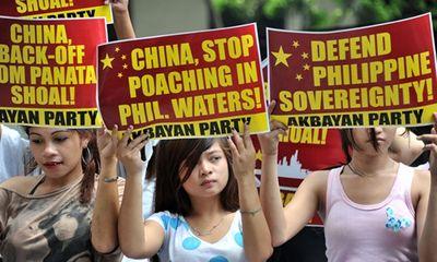 """Mỹ yêu cầu Đài Bắc làm rõ """"đường lưỡi bò"""""""