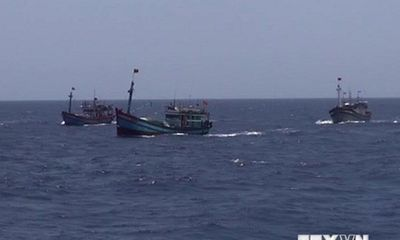 Báo chí quốc tế chỉ trích TQ đâm chìm tàu cá Việt Nam