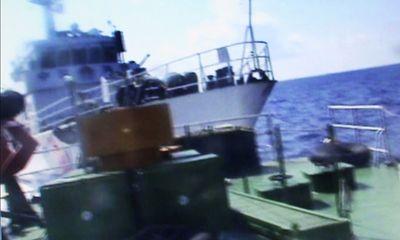 VN triệu đại diện ĐSQ Trung Quốc, phản đối vụ đâm chìm tàu cá