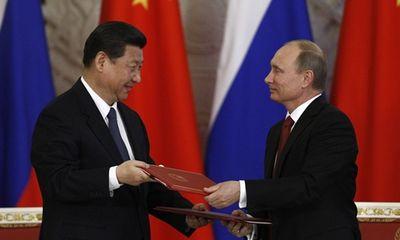 """Nga có bị Trung Quốc """"bắt bí"""" về hợp đồng khí đốt?"""