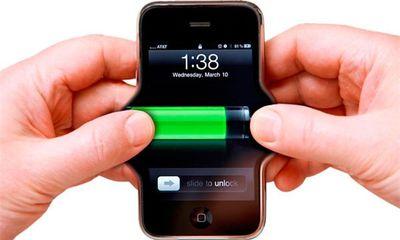 Cách sạc pin smartphone và tabet nhanh chóng, hiệu quả