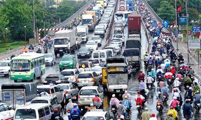 Biển số ô tô, xe máy tại Hà Nội thêm đầu 40