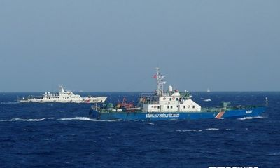 Mỹ: Trung Quốc là bên khiêu khích gây căng thẳng ở Biển Đông