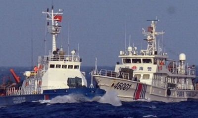 """Báo Pháp: Trung Quốc """"hành động đơn phương"""" ở Biển Đông"""