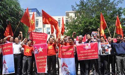 Luật biểu tình sẽ được trình Quốc hội đầu năm 2015