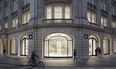 Những cửa hàng bán lẻ siêu đẹp của Apple