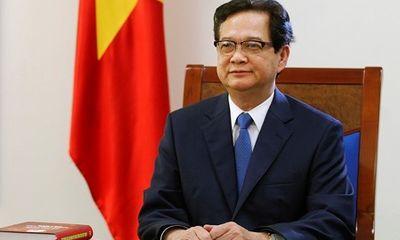 Thủ tướng Nguyễn Tấn Dũng trả lời phỏng vấn hãng tin Bloomberg