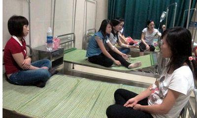 Thái Bình: 170 công nhân nhập viện do nghi ngộ độc thực phẩm