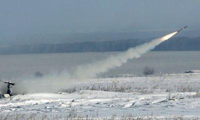 Lính dù Nga có tên lửa phòng không vác vai nhất thế giới