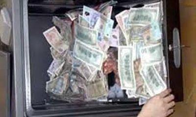 Sư trụ trì mất trộm 400 triệu đồng giữa ban ngày