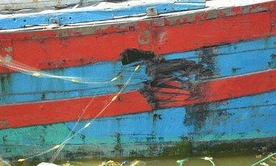 Vụ tàu TQ đâm chìm tàu cá VN: Kiện đến Tòa án Luật Biển quốc tế