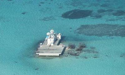 Trung Quốc xây đảo nhân tạo để lập ADIZ trên Biển Đông