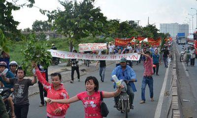 Tổ chức phản động Việt Tân gây rối, kích động đập phá tài sản
