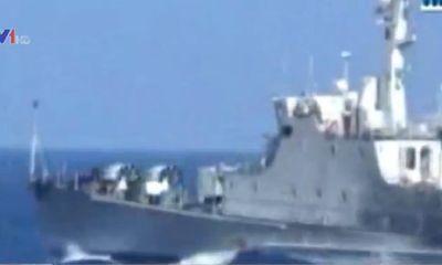 Sự hiện diện vũ khí của Trung Quốc trên Biển Đông