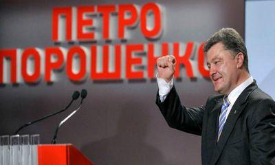 """Tổng thống Poroshenko hứa hẹn """"cuộc sống mới"""" cho Ukraina"""