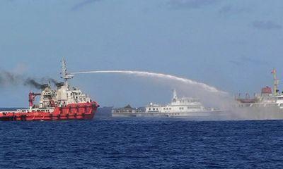 Tàu cá Trung Quốc manh động không kém tàu hải cảnh