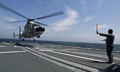 Trung Quốc lần đầu tham gia tập trận hải quân do Mỹ tổ chức