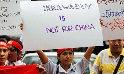 Trung Quốc hốt hoảng trước nguy cơ 'mất' Myanmar