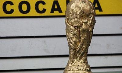 """Giới buôn ma túy """"hốt bạc"""" nhờ World Cup 2014?"""