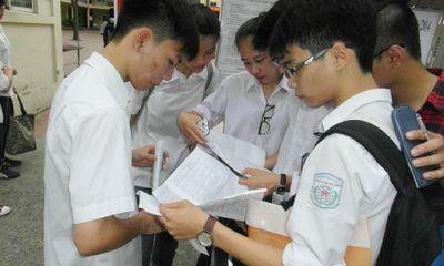 Từ 12/6 thí sinh bắt đầu nhận giấy báo dự thi ĐH, CĐ