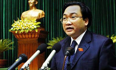 Phó Thủ tướng: TQ dừng đấu thầu không ảnh hưởng đến Việt Nam