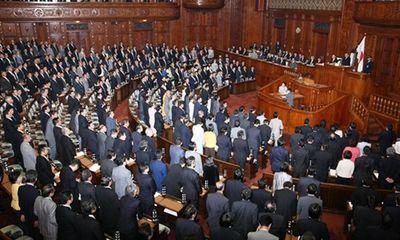 Tình hình Biển Đông: Hạ viện Nhật ra tuyên bố về Biển Đông