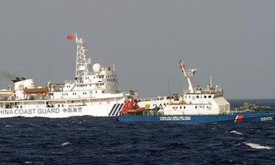 """Mỹ gọi tuyên bố của Trung Quốc là """"cực kỳ lố bịch"""""""