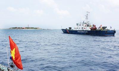 Niềm vui lớn của gia đình thuyền trưởng tàu Cảnh sát biển 4033
