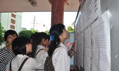 Hà Nội chi 8,2 tỷ đồng để tuyển sinh vào lớp 10