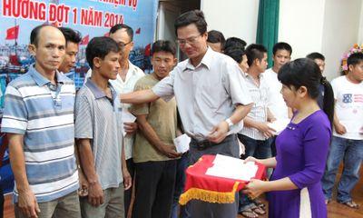 Đà Nẵng: Giúp ngư dân vững tin bám biển, giữ chủ quyền