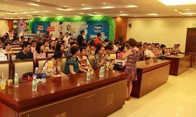 BV Hùng Vương tổ chức thành công ngày hội chăm sóc sức khoẻ mẹ bé