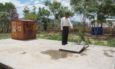 Hà Nội: Rửa bể nước, nhân viên vệ sinh chết thảm