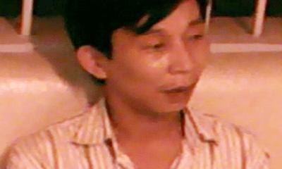 Gái bán dâm Sài Gòn đu cột để trốn công an