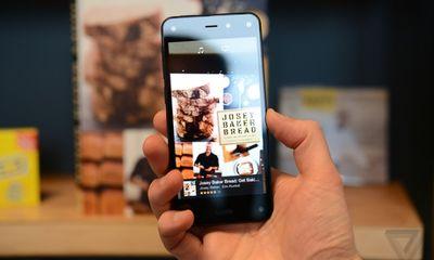 Những hình ảnh chi tiết về smartphone màn hình 3 chiều của Amazon