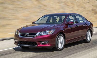 Sáng nay, Honda Accord thế hệ mới ra mắt tại Việt Nam