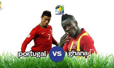 Lịch thi đấu World Cup 2014 ngày 26 và rạng sáng ngày 27/6