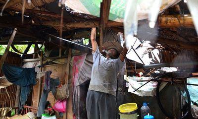 Căn nhà rách bươm của người trả lại 86 triệu nhặt được
